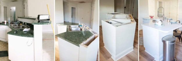 countertop-island-revovation-stages