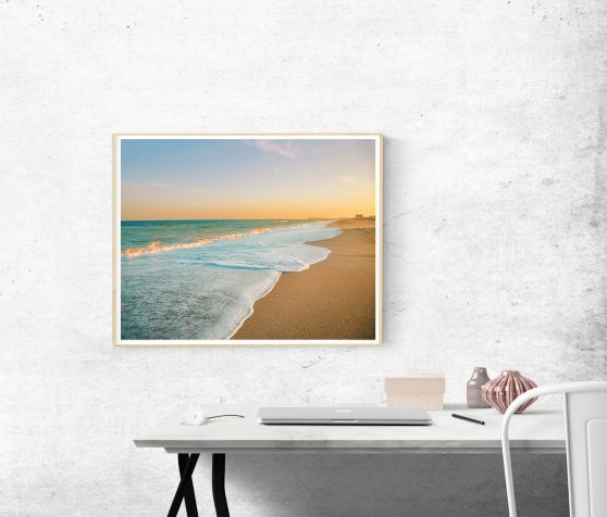 Colorful-Sunset-Wall-art-print-ocean